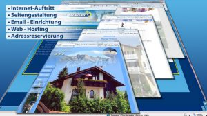 Internet-Service-Leistungen